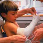 Dažniausi vaikų sužalojimai įvyksta namuose