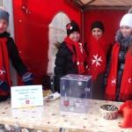"""Jubiliejinė """"Maltiečių sriubos"""" akcija – Marijampolėje"""