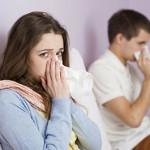 Gripo virusas į ligos patalą paguldo staiga