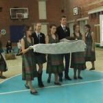 Šv. Agotos diena Plutiškių gimnazijoje: su duonos kvapu – į pirmapradę skalsą