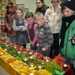 Marijampolės jaunieji keramikai instaliaciją skyrė Kovo 11-ajai