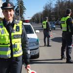 Marijampolės kelių policija informuoja apie gegužės mėn. vykdomas prevencines priemones