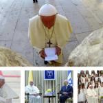 """Marijampolėje –  paroda """"Popiežiaus Pranciškaus viešnagė Izraelyje"""""""