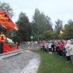 """Vasara nusinešė festivalį """"Marijampolė music park"""""""