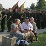 Minint Spalio 1-ąją, Tarptautinę pagyvenusių žmonių dieną