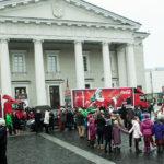 Kalėdų karavanas su dovanomis mokykloms lankysis Marijampolėje