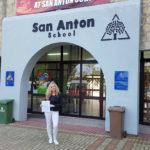 Į Maltos katalikiškąją mokyklą – pasisemti patirties