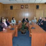 Marijampolės savivaldybės vadovų susitikime su seniūnaičiais – vietos gyventojų problemų aptarimas
