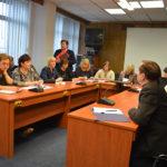 Su mokyklų vadovais – apie būsimą biudžetą ir kovą su patyčiomis
