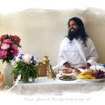 Apie stresą, tarpusavio santykius ir meną būti laimingam – svamis Jaataveda iš Indijos Marijampolėje