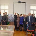 Rygiškių Jono gimnazija praturtėjo Prano Vaičaičio portretu