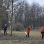 Siekiama atgaivinti Pašešupio parką