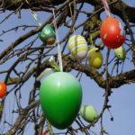 Tradicinė Velykų puošmena jau džiugina laukiančiuosius gražiausios pavasario šventės