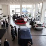 """Marijampolėje – naujas BMW, """"Fiat"""" ir """"Jeep"""" salonas"""