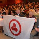 Tarptautinė kultūros diena su dovanomis: Taikos vėliavomis ir nuotaikingu koncertu