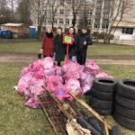 Lietuvoje įvyko nacionalinė tvarkymosi akcija DAROM