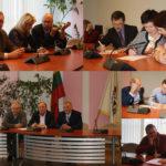 Europos dienos minėjimas Kalvarijos savivaldybės administracijoje