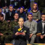 Kalvarijos gimnazijos mokinė – tarp šešių geriausių Lietuvos kariuomenės istorijos žinovų