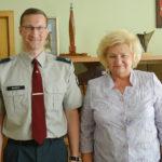 Prisistatė naujasis Marijampolės apskrities vyriausiojo policijos komisariato viršininkas