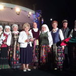 Tautinio kostiumo konkurso finaliniame ture Marijampolės TAU nugalėjo bendrijų kategorijoje