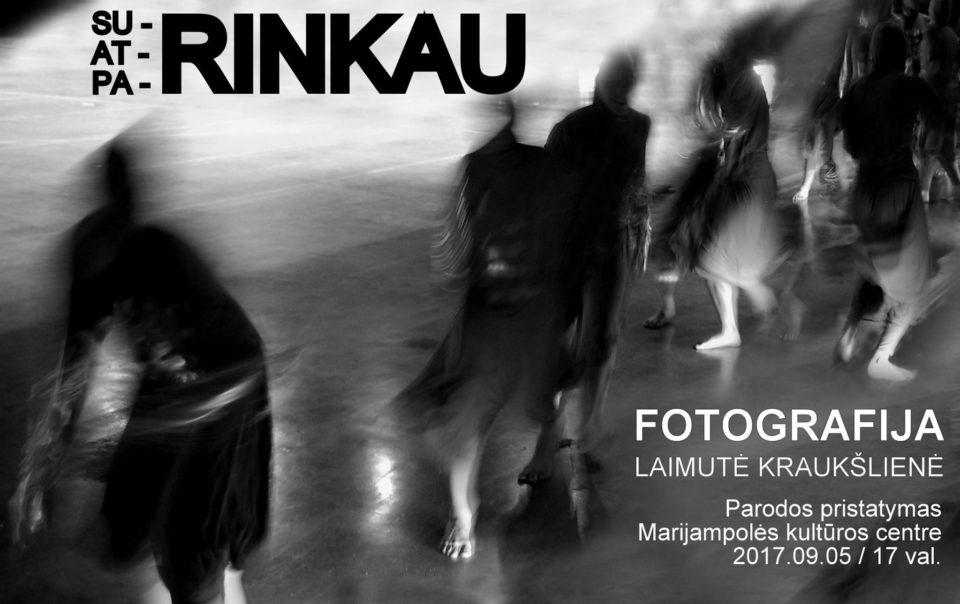 """,,Pa(si) rinkimas"""": Laimutės Kriaukšlienės jubiliejinės fotoparodos pristatymas @ Marijampolės kultūros centras"""