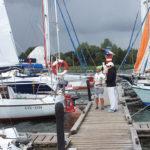 Savaitgalį Paežerių ežere – Marijampolės mero taurės regata