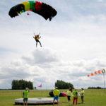 Tarptautinis parašiutų sporto čempionatas Sasnavos aerodrome