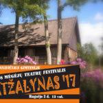 """Sūduvos mėgėjų teatrų festivaliui """"Atžalynas"""" – 20 metų"""