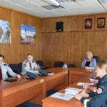 Seniūnai su policijos komisariato vadovais aptarė bendradarbiavimo aktualijas