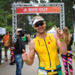 Triatlono taurės finiše – paskutinių kilometrų trileris ir M. Butrimavičiaus triumfas (marijampolietis Andrius Dapkevičius triumfavo bendroje sprinto rungties įskaitoje)
