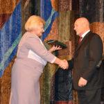 Tarptautinę mokytojų dieną įteikti apdovanojimai specialistams