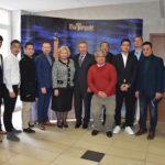 Marijampolėje lankėsi delegacija iš Kinijos