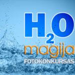 "Fotografijų konkursas ""H2O magija"""