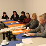 Apskritojo stalo diskusija su regiono darbdaviais