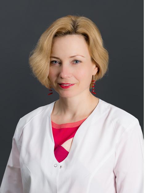 Gydytoja kardiologė Živilė Žymantienė.