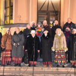 Marijampolėje Laisvės gynėjų diena – su laužais, dainomis ir kareiviška arbata