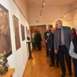 Skulptorius P. Deltuva sugrįžo į Marijampolę su ypatinga dovana