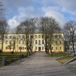 Senoji Rygiškių Jono gimnazija – su modernumo dvelksmu