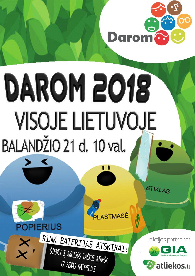 DAROM 2018