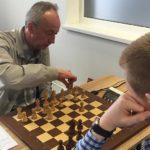 V.Mališauskas apgynė Lietuvos šachmatų čempiono titulą, marijampolietis P. Pultinevičius liko antras