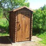 Lauko tualetai: didelė tarša, gresia baudomis, tačiau pokyčių nematyti