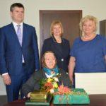 Apdovanota Marijampolės savivaldybės daugiavaikė motina Angelė Meilutė Miežlaiškienė