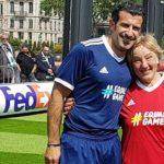 Močiutė futbolininkė iš Lietuvos sužavėjo visą Europą