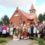 Konsekruota Patilčių Šv. Petro Išvadavimo bažnyčia