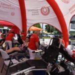 Marijampolėje – kraujo donorystės akcija