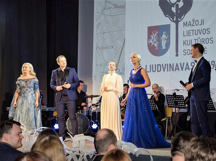 Liudvinavas skambiai pradėjo Mažosios kultūros sostinės metus!
