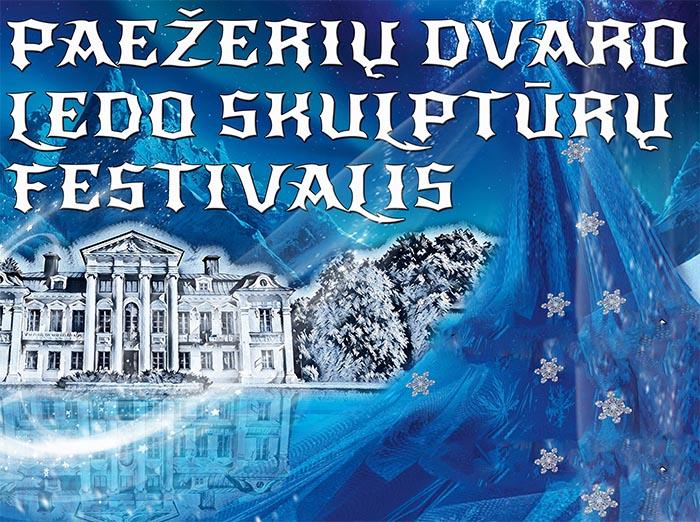 Į Paežerius grįžta ledo skulptūrų festivalis
