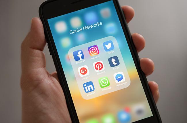 Dėl informacijos socialiniuose tinkluose rinkimų agitacijos draudimo laikotarpiu