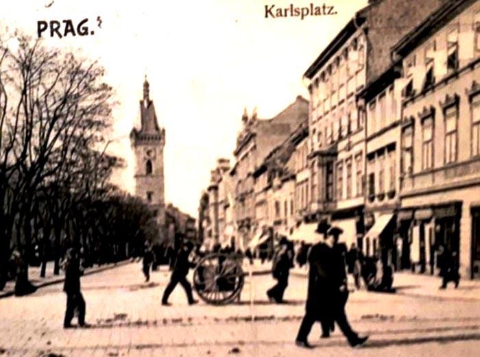 """Marijampolėje – fotoparodos """"Jono Basanavičiaus Praha"""" atidarymas"""