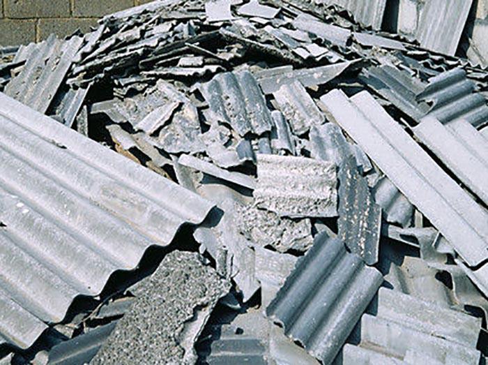 Marijampolėje bus nemokamai surenkamos asbesto turinčios atliekos